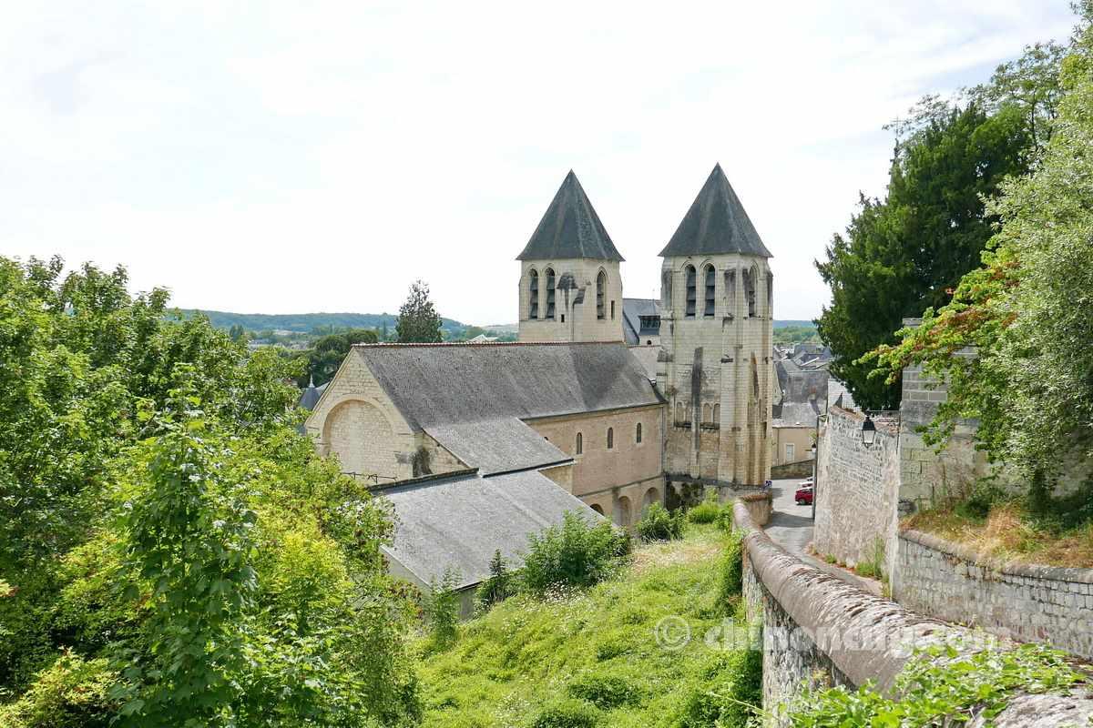 Collegiale Saint-Mexme