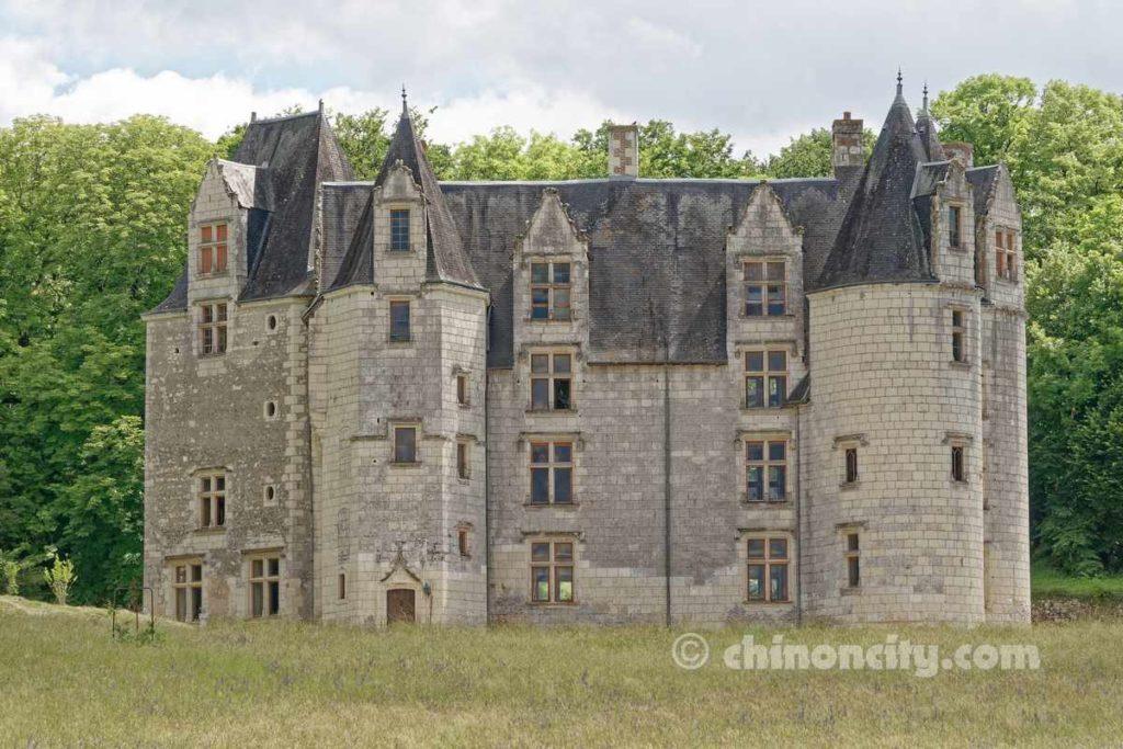 Château des Brétignolles, visite